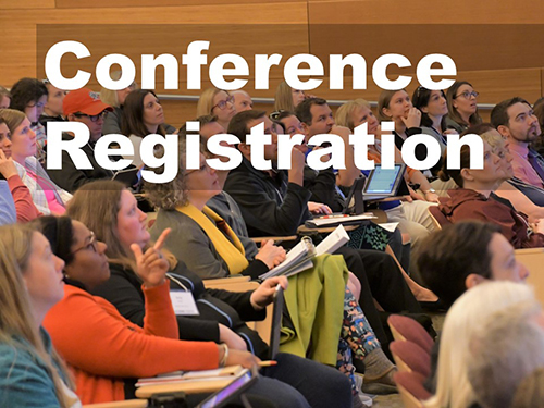 Click Button for Conference Registration